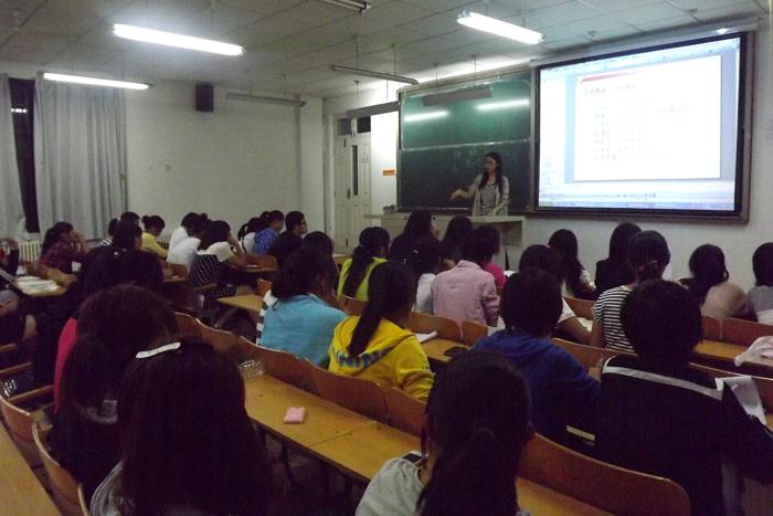 韩语课 让学生感受异域文化-青岛科技大学高密校区